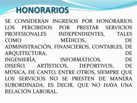 honorarios profesionales de los contadores pblicos estipulacion de honorarios