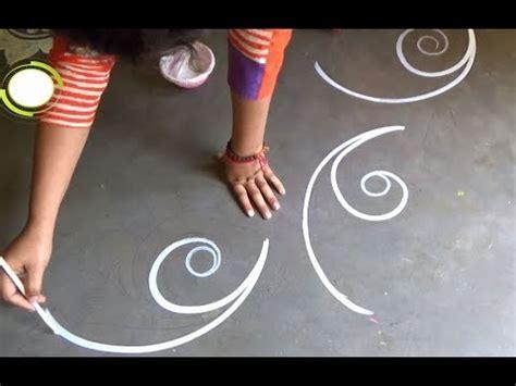 kolka alpana designsside kolam designs creative door