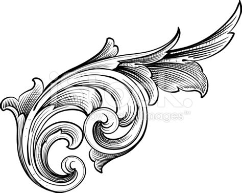 filigree tattoo design filigree drawing at getdrawings free for personal