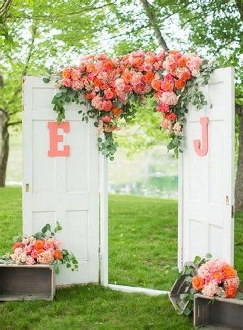 Wedding Arch Doors by 20 Beautiful Wedding Arch Decoration Ideas For Creative
