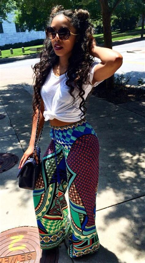 african fashion love on pinterest african fashion style palazzo mode africaine and pantalons palazzo on pinterest