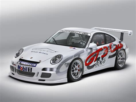 Porsche 911 Cup by Class Or Crass 2006 Porsche 911 997 Gt3 Cup