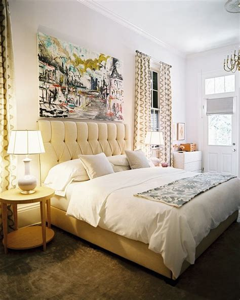 art bedroom creative ideas for decorating the space above your bed