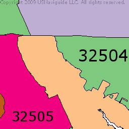 zip code map pensacola fl pensacola fl zip code map clubmotorseattle