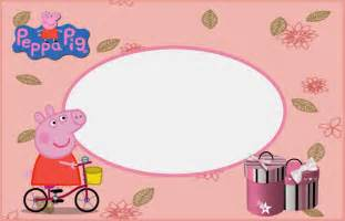 peppa pig invitations template peppa pig invitations template www imgkid the