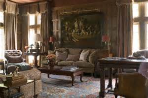 Period Home Decorating Ideas 2009 Southern Accents Showhome Traditional Home Office Dallas By Period Homes Inc