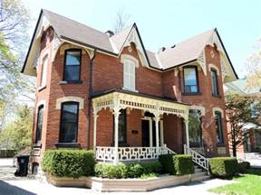 New Victorian Style Homes Victorian Style House Brampton Ontario Built Circa