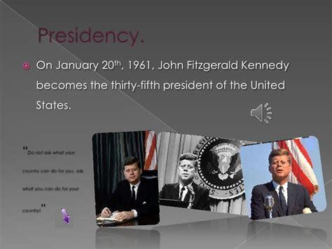 biography john f kennedy ppt john f kennedy