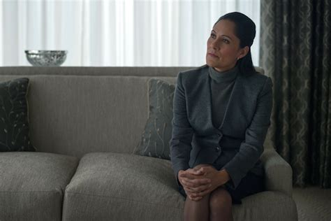 house of cards secretary of state spoiler madam secretary elects house of cards actress sakina jaffrey t 233 a leoni fan