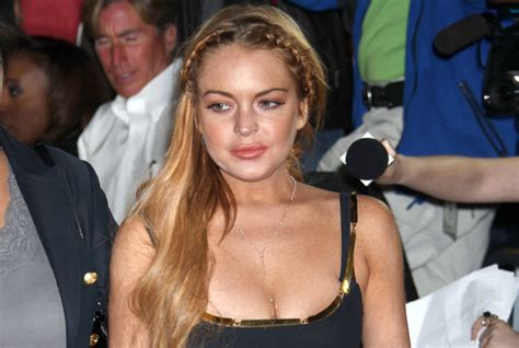 Lohan Pulls Out Of Biopic by Lindsay Lohan Transferred Out Of Betty Ford The Blemish