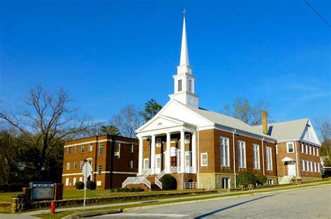 Delightful Churches Aiken Sc #2: First-baptist-graniteville.jpg
