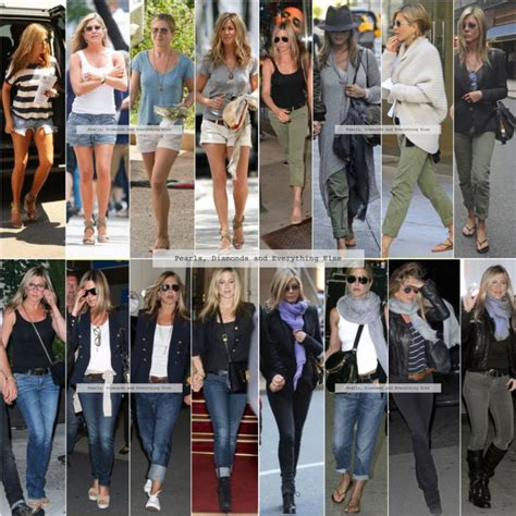 Anniston Wardrobe by 1000 Images About Aniston Style On