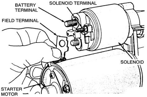 bosch starter motor wiring diagram 34 wiring diagram