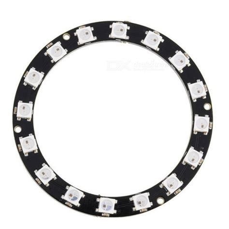 16 Bits 5050 Rgb Module By Isee produino 16 bit ws2812 5050 rgb led ring integrated