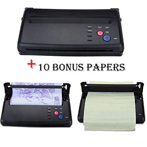 tattoo printer price new tattoo stencil machine tattoo flash thermal copier