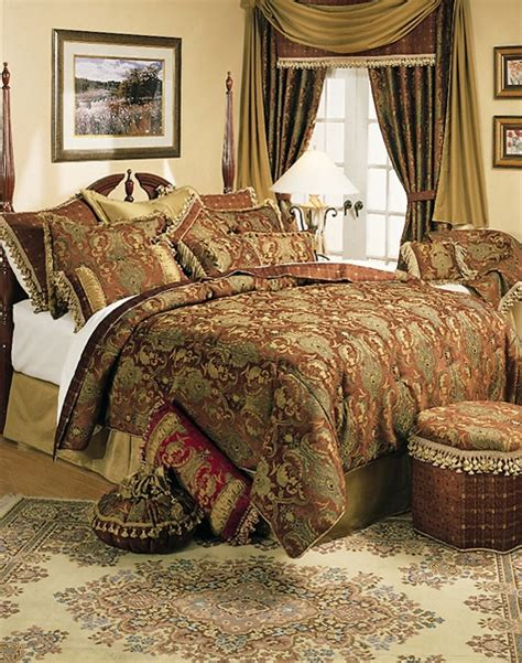 brown california king comforter sets 6pc magnificent asian art brown gold comforter set queen