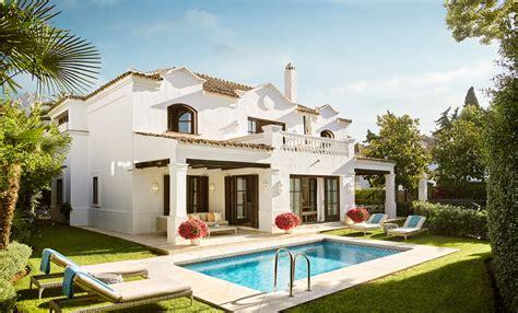 4 bedroom villas in spain four bedroom villa marbella club spain casol