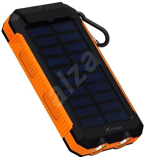 Power Bank Solar 98000mah xlayer powerbank plus outdoor solar 8000mah power bank alza de