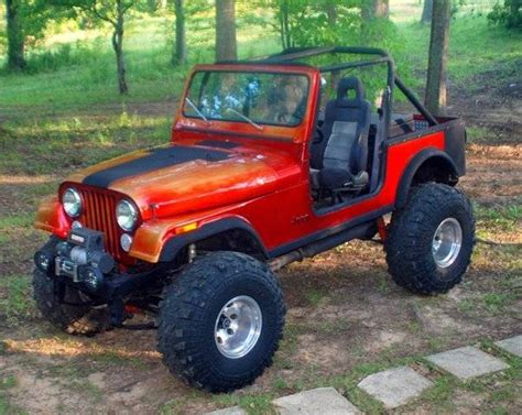 1984 Jeep CJ7 V8 Lifted RUST FREE FOR SALE from Northport