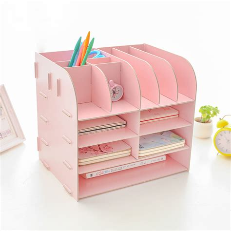 our diy under the cabinet cook book holder beneath my heart aliexpress com buy creative diy office desk organizer
