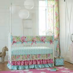 Design Your Own Baby Bedding Carousel Carousel Designs Giveaway Project Nursery