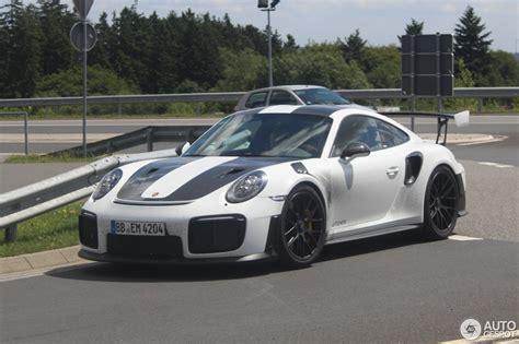 Porsche Gt2 991 by Porsche 991 Gt2 Rs Weissach Package 24 July 2017