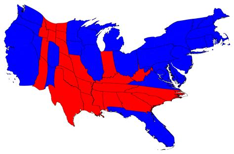 us map states size by population election maps can be misleading here s a solution