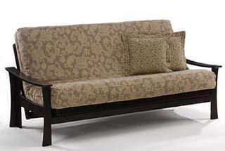 fuji futon frame futon frames and tables robb s pillow furniture futons
