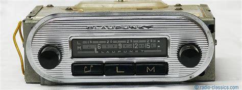 Bremen Ford by Blaupunkt Bremen Ford Blp V 444575 Radio Classics