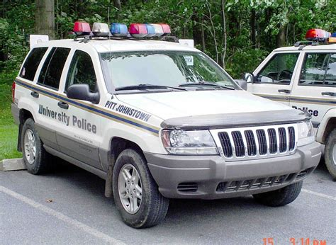 police jeep grand cambria county