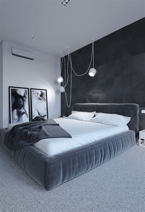 imagine sleeping   minimalist black white gray