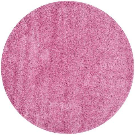 safavieh pink rug safavieh california shag pink 6 ft 7 in x 6 ft 7 in