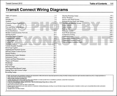 ford transit connect wiring diagram 35 wiring diagram