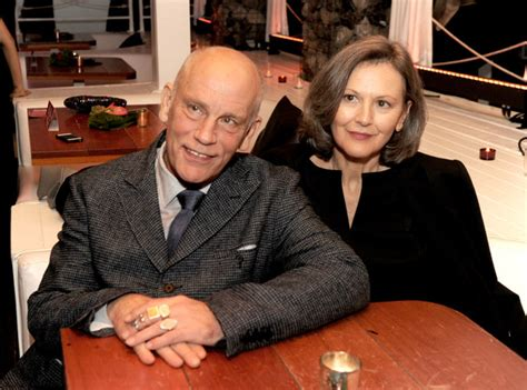 john malkovich dating history john malkovich and nicoletta peyran photos zimbio