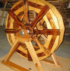 runnerduck waterwheel plan  step  step