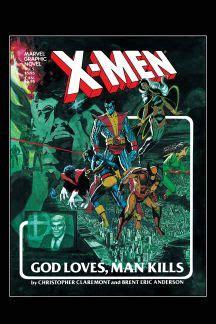 libro x men god loves man x men god loves man kills special edition 1982 1