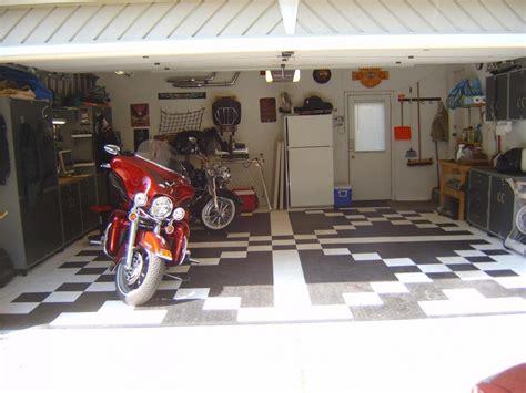 Garage Setup by Your Garage Set Up Page 6 Harley Davidson Forums