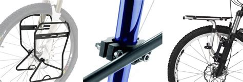 Suspension Pannier Rack by All About Front Racks For Bicycle Touring Cyclingabout
