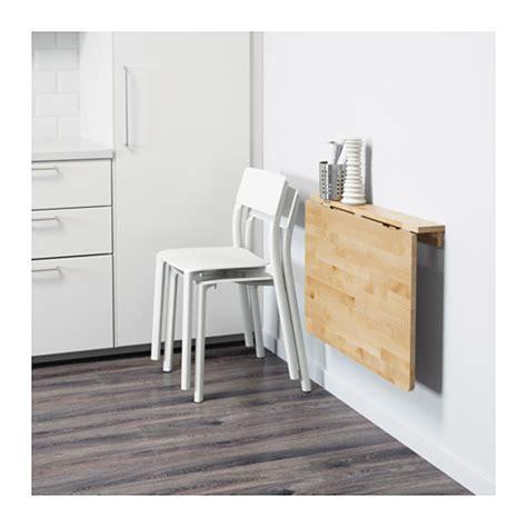 Meja Lipat Ikea alternatif bentuk meja makan agar ruangan terbatas menjadi