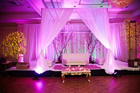 design house decor com new york indian wedding reception by design house