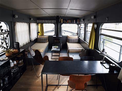 Wonen Op Een Woonboot by Wonen Op Een Woonboot Inrichting Huis