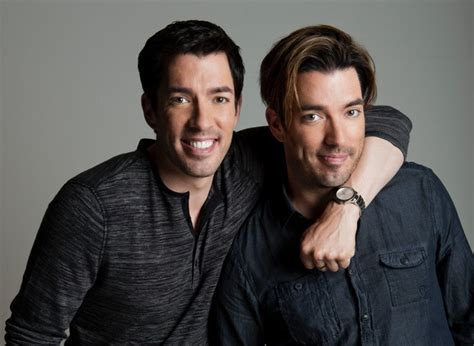 drew and jonathan property brothers jonathan and drew scott home front