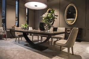 designer dining room tables 13 modern dining tables from top luxury furniture brands