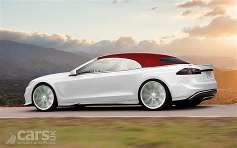 tesla roadster concept tesla model s convertible and shooting brake planned by