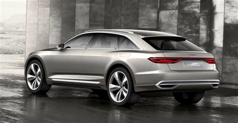 Audi Neuer A6 by 2015 Audi Prologue Allroad