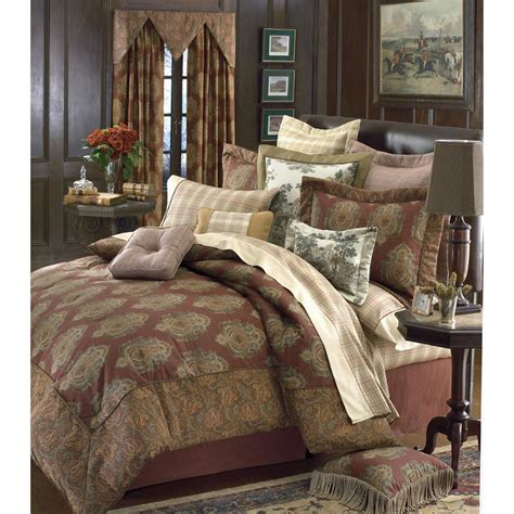 Thomasville Bedding by Thomasville 174 Bentley Tailored Bed Skirt 113471 Bedding
