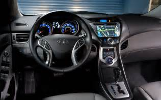 Hyundai Inside 2012 Hyundai Elantra Reviews And Rating Motor Trend