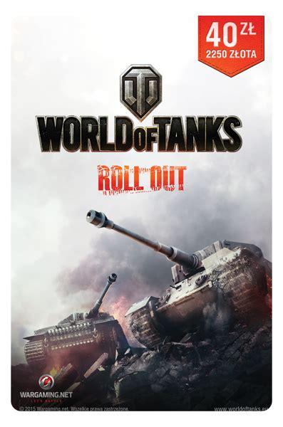 World Of Tanks Gift Card - przedstawiamy kartę prepaid wargaming wiadomości world