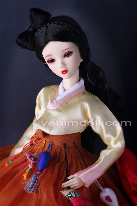 jointed doll names korea bjd doll doll name is unyeong yenimdoll s msd doll