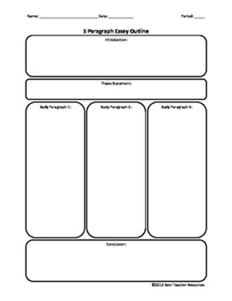 5 paragraph essay outline pdf file best teacher